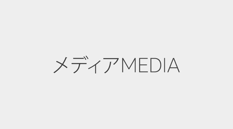 2017年のMedia情報