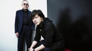 わたしのオト に、コンセプター・坂井直樹さんと平野啓一郎の対談が掲載されています。