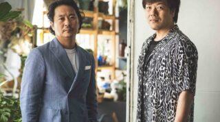 "『LEON.JP』""カッコいい""特集に平野啓一郎のインタビューが掲載されています。"